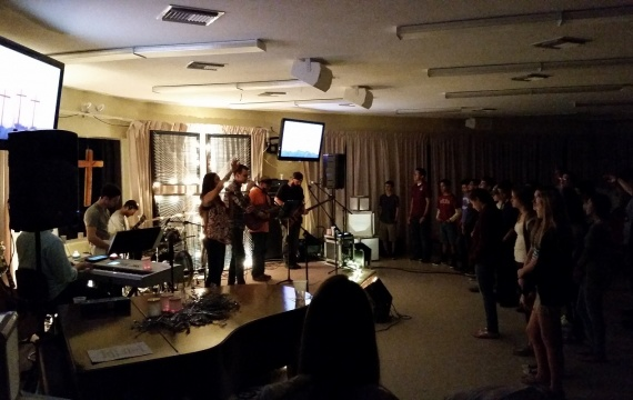 """Winter Camp """"Ascend"""" Photo Gallery (Jan 1-3, 2015)"""